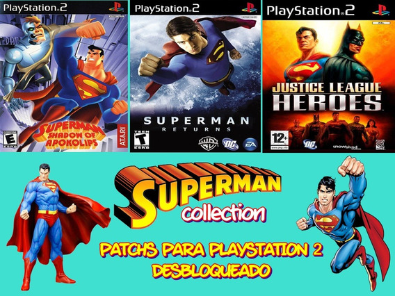Superman Collection - Playstation 2