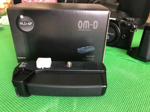 Battery Grip Olympus Hld-6p Para Om-d Em5 E Em5ii