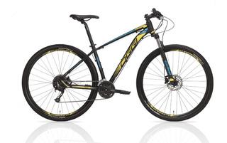 Bicicleta 29 Oggi Big Wheel 7.0 2019 27v Amarelo/azul