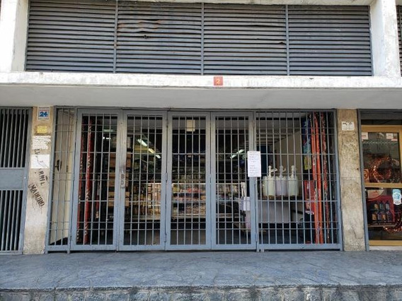 Elys Salamanca Alquila Local En Sabana Grande Mls #20-564