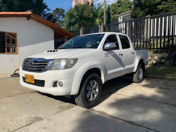 Toyota Hilux Vigo 3.0 Diésel