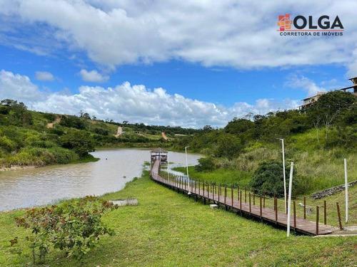 Imagem 1 de 15 de Terreno  No Condomínio Campos Do Valle, À Venda - Gravatá/pe - Te0346