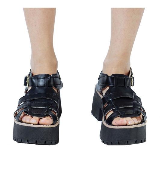 Customs Ba Sandalias Mujer Verano Plataforma Zapatos Mujer