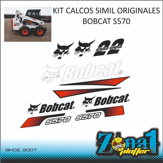Kit Calcos Bobcat S570