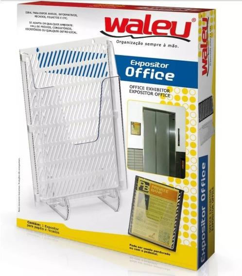 Quadro Multiuso Expositor Office Cristal Waleu Unidade 1