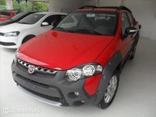 Fiat Strada 1.6 Adventure Cd Full Anticipo Y Dni