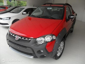 Fiat Strada 1.6 Adventure Cd Full Anticipo Y Dni