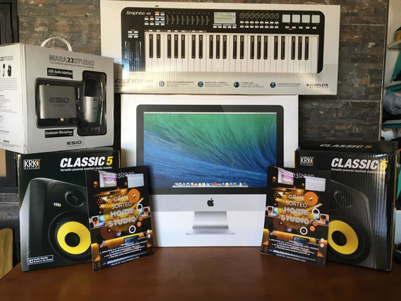 Home Studio Completo! Sorteo