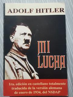 Mí Lucha-adolf Hitler