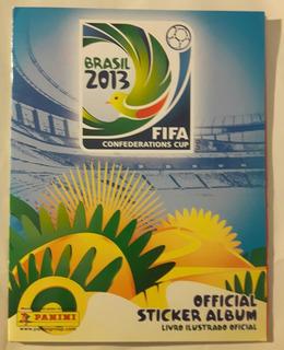 Album Panini Copa Confederaciones Brasil 2013