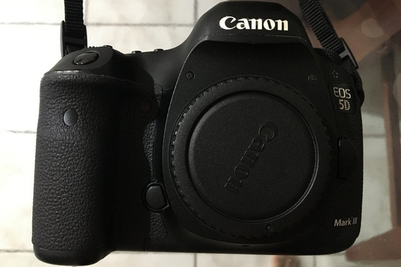 Câmera Canon Eos 5d Mark Iii