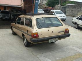 Chevrolet/gm Caravan Comodoro 4cill