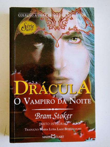 Livro Drácula: O Vampiro Da Noite De Bram Stoker