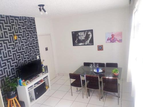Imagem 1 de 4 de Apartamento Com Área Privativa À Venda, 2 Quartos, 1 Vaga, Copacabana - Belo Horizonte/mg - 2209