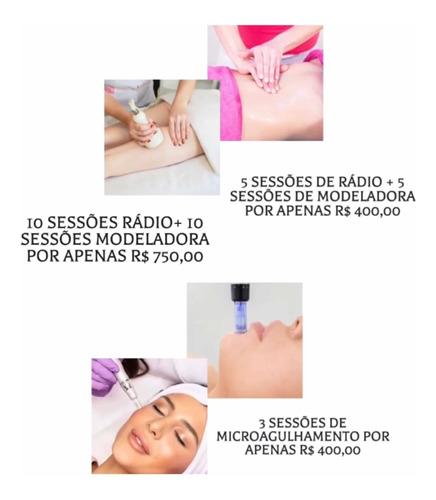 Drenagem,  Microagulhamento, Micropigmentação E Cilios