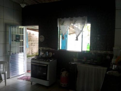 (ref 4943) Casa- Itanhaém/sp - Gaivota