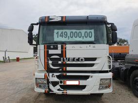 Iveco Stralis 800s 44tz 2012/2013