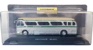 Ônibus Gm Coach Pd-4104 Rio-são Paulo Viação Cometa 1/72 New