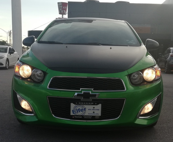 Chevrolet Sonic Rs 2016