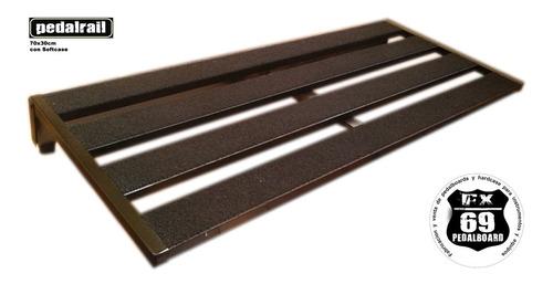 Pedalboard Rail 70x30cm (mxr Boss Dunlop Joyo Vox)