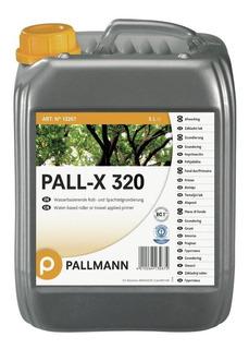 Hidrolaqueado Sellador/base Pallmann Pall-x 320 5 Lts