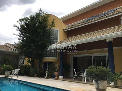 Casa Residencial À Venda, Jardim Paiquerê, Valinhos. - Ca6138