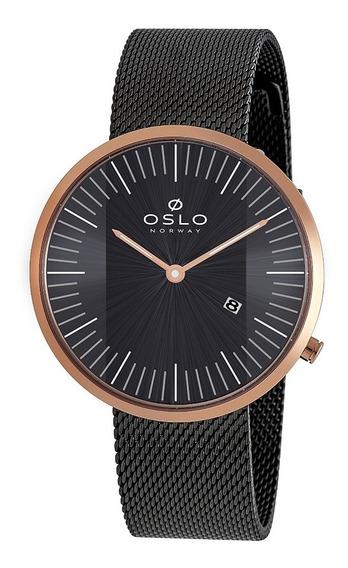 Relógio Oslo Omtsss9u0014 + Garantia De 1 Ano + Nf