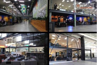 Ótimo Prédio Industrial Com Galpão Localizado No Bairro Da Vila Leopoldina, Zona Oeste De São Paulo - Pr0008