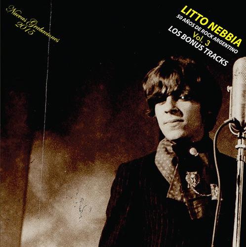 Litto Nebbia - 50 Años De Rock Argentino Vol. 3 - Cd