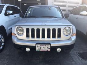 Jeep Patriot Sport 4x2 Cvt 2012 Gris Tela