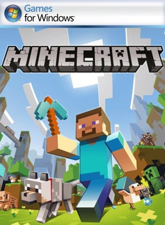 Juego Minecraft Original Completo Windows 10 - Digital