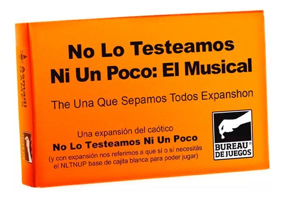 Juego No Lo Testeamos Ni Un Poco El Musical