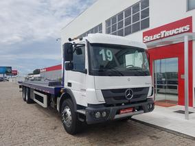 Mercedes-benz Atego 2426 Plataforma - Selectrucks