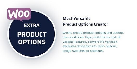 Woocommerce Extra Product Options Wordpress Plugin