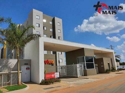 Imagem 1 de 15 de Viva Residencial, 2 Quartos, Apartamento, Hortolândia-monte Mor - Alongviva