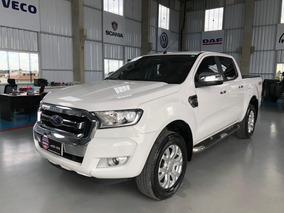 Ford Ranger Xlt 3.2 2018 Único Dono
