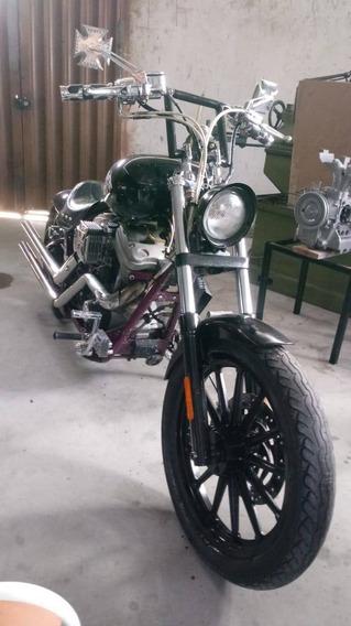 Chopper Buell 1000cc