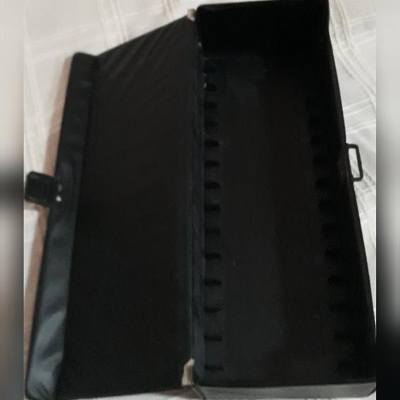 Caja Para Guardar Cassettes Con Espacio Para 15 Cassttes