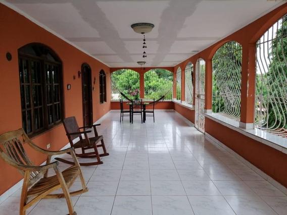 Vendo Casa De Amplios Espacios En El Nazareno, La Chorrera