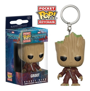 Funko Pop Keychain Guardians Of The Galaxy 2 Groot