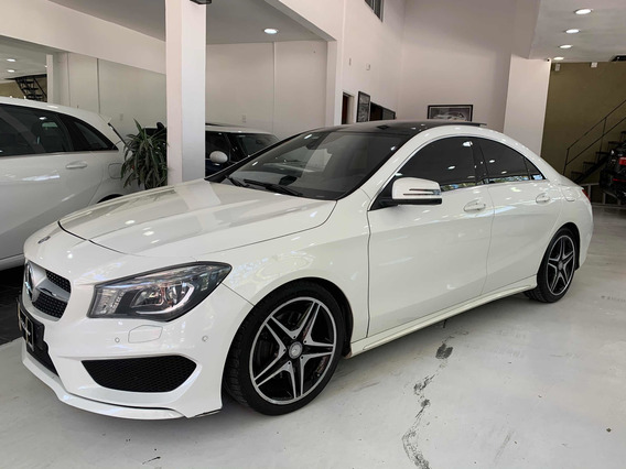 Mercedes-benz Clase Cla 2.0 Cla250 Coupe Sport 211cv At 2013
