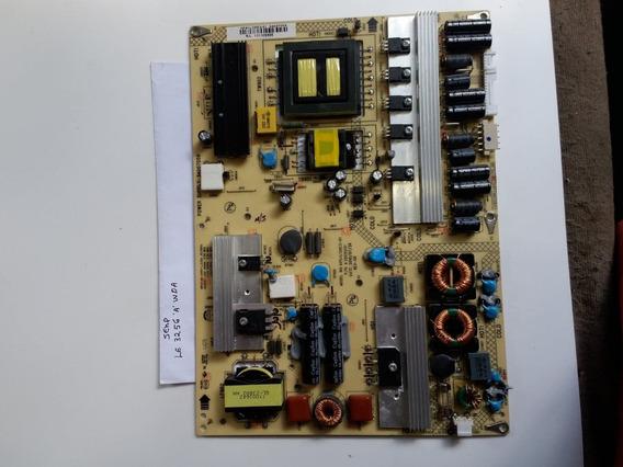 Placa Da Fonte .tv Semp Toshiba. Mod Le 3250 A Wda