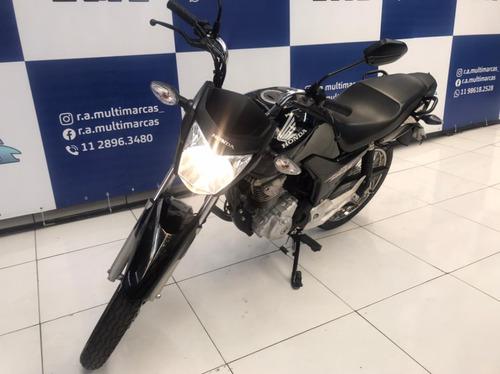 Imagem 1 de 9 de Honda 2019 Cg 160 Start