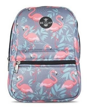 Mochila Mini Flamingo - Mochila Teens - Be Clap