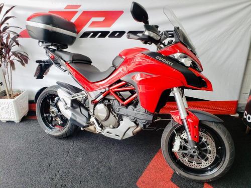 Imagem 1 de 8 de Ducati Multistrada 1200 2017 Vermelha