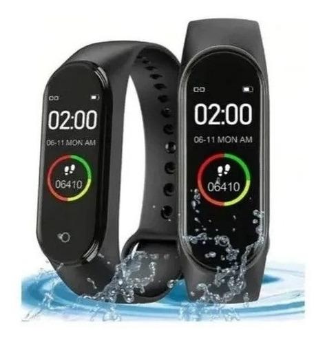 Relógio Smartwatch Pressão Sangue Oxigênio Passo Notificação