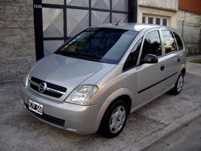 Chevrolet Meriva 2005 Gl Plus Full Nafta