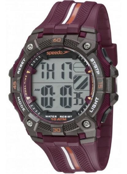 Relógio Masculino Speedo Digital Esporte 80629g0evnp2 C/ Nota Fiscal