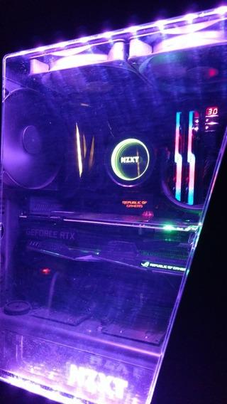 Placa De Video Asus Rog Nvidia Gforce Rtx 2080 Ti Oc Edition