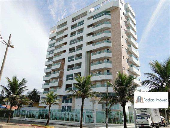 Apartamento Com 3 Dorms, Centro, Mongaguá - R$ 600 Mil, Cod: 764800 - V764800